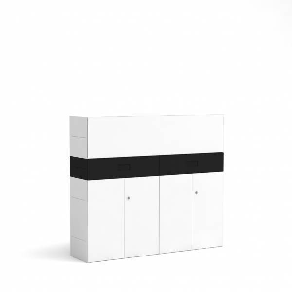 BM79063-WS/Schubladenschrank-Masterbox-B-1600-x-H-1400-mm-3-