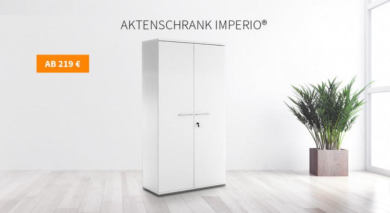 Aktenschrank Imperio® mit Flügeltüren