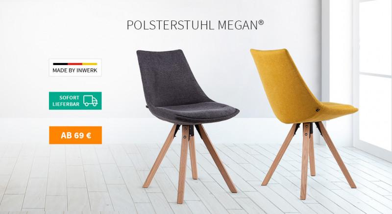 Polsterstuhl Megan®