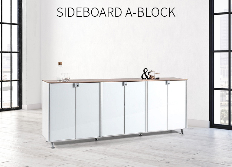 Büro Sideboard A-Block