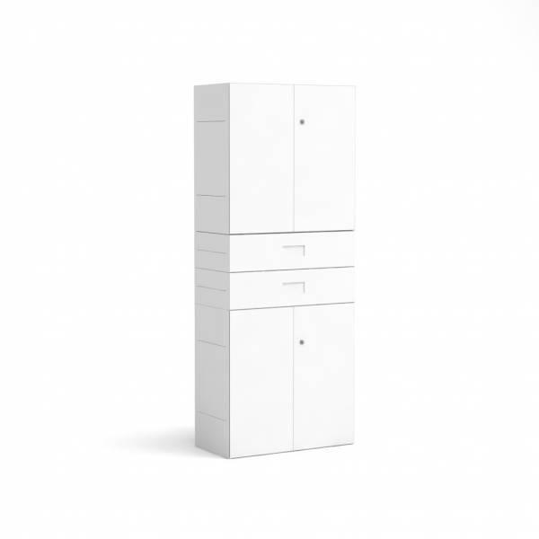 BM78995-W/Schubladenschrank-Masterbox-B-800-x-H-2000-mm-4-OH