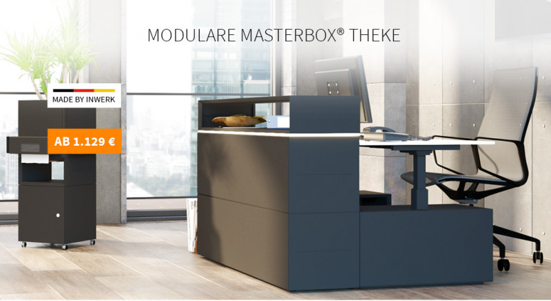 Modulare Theke Masterbox® XS Plus