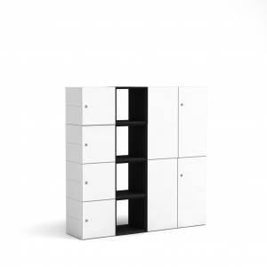 BM79055-WS/masterbox-schrank-4oh-b1600-h1600-schwarz-weiss-7