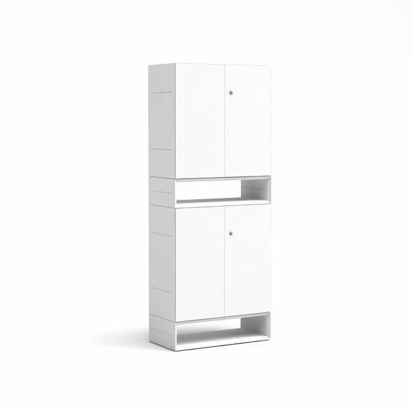BM78987-W/Schrank-Masterbox-mit-Fl�gelt�ren-B-800-x-H-2000-m