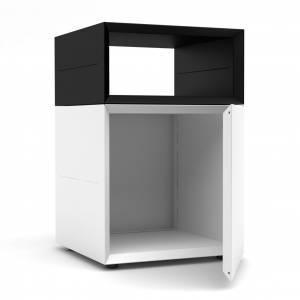 BM78491-WS/masterbox-sideboard-1-5-oh-b400-h600-schwarz-weis