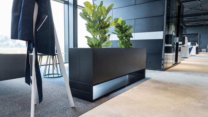 Masterbox® Sideboard in New Work Ausstellung LAB-3