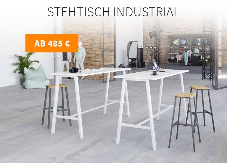 Stehtisch Industrial