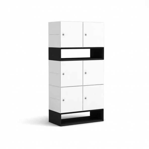 BM79077-WS/Schlie�fachschrank-Masterbox-mit-Sockel-B-800-x-H