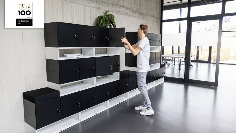 Möbelbausystem Masterbox