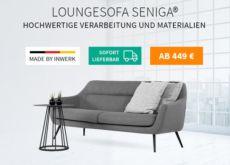 Lounge Sofas Jetzt In Aktion Reduziert Inwerk Buromobel