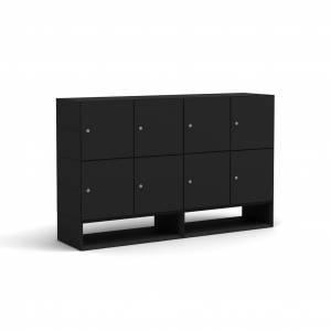 BM79103-S/Schlie�fachschrank-Masterbox-mit-Sockel-B-1600-x-H