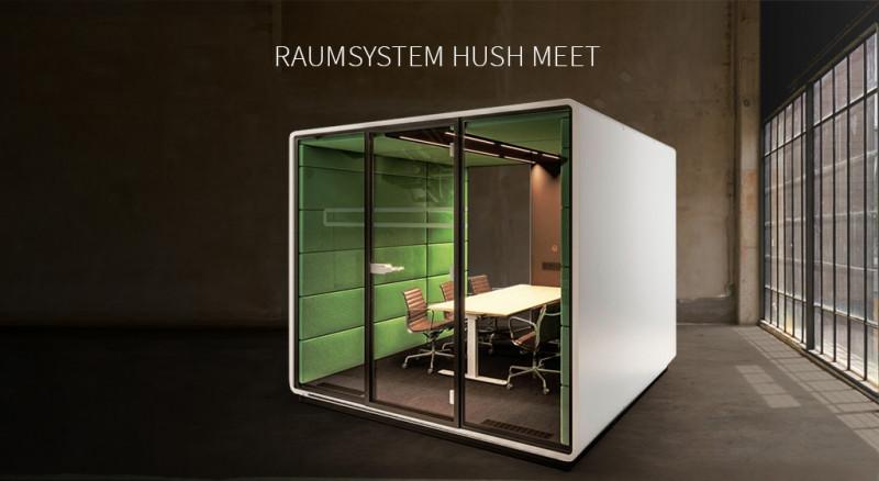Raumsystem Hush Konferenz Unit