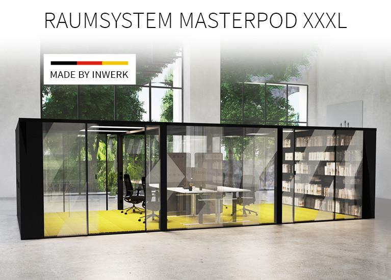 Raumsystem Original Masterpod® XXXL
