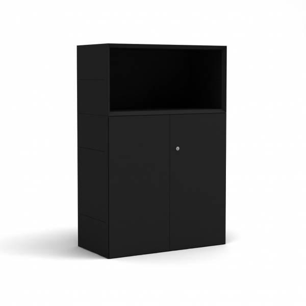 BM78613-offenes-Fach-S/Sideboard-Masterbox-B-800-x-H-1200-mm