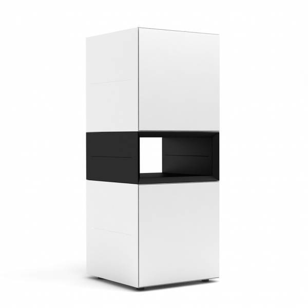 BM78494-WS/Standcontainer-Masterbox-B-400-x-H-1000-mm-2-OH-0