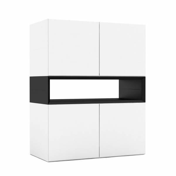 BM78537-WS/Sideboard-Masterbox-B-800-x-H-1000-mm-2-OH-3-Modu