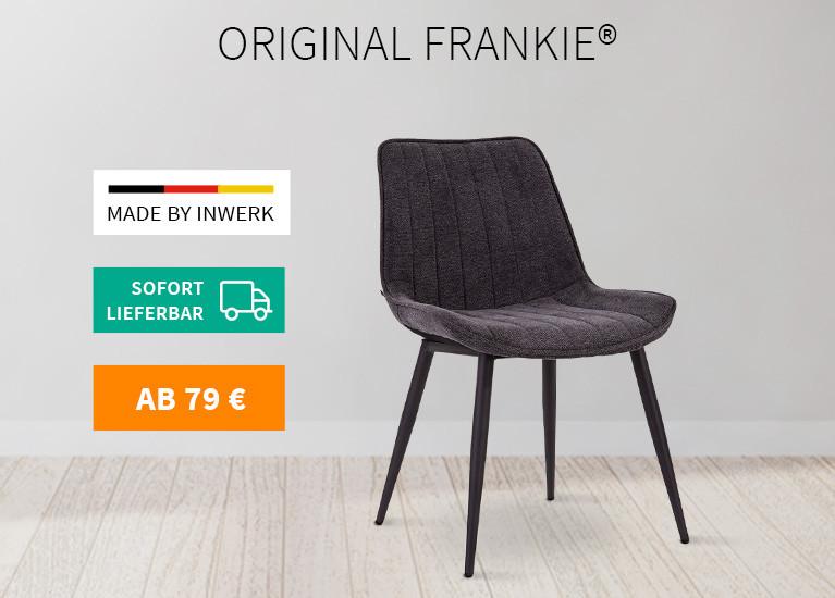 Besucherstuhl Frankie®