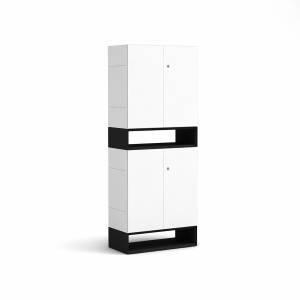 BM78987-WS/Schrank-Masterbox-mit-Fl�gelt�ren-B-800-x-H-2000-