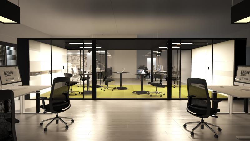 Raumsystem MasterPod® XXXL Workshopspace