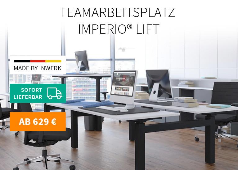 Original Imperio® Lift Teamarbeitsplatz