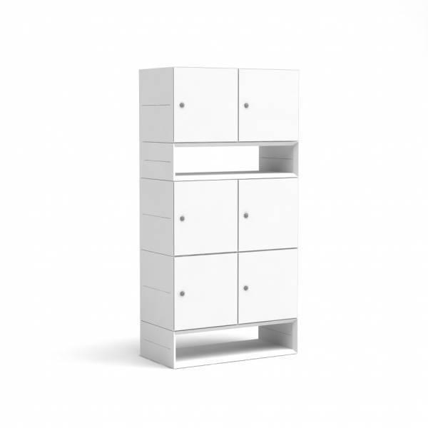 BM79077-W/Schlie�fachschrank-Masterbox-mit-Sockel-B-800-x-H-