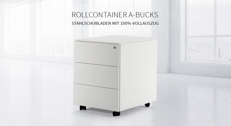 Rollcontainer A-Bucks