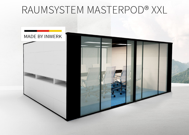 Raumsystem Original Masterpod® XXL
