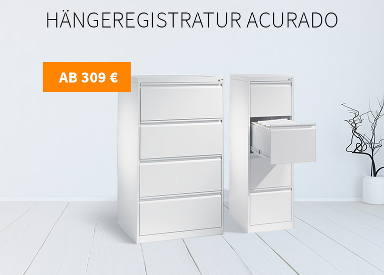 Hängeregistraturschrank C+P Acurado