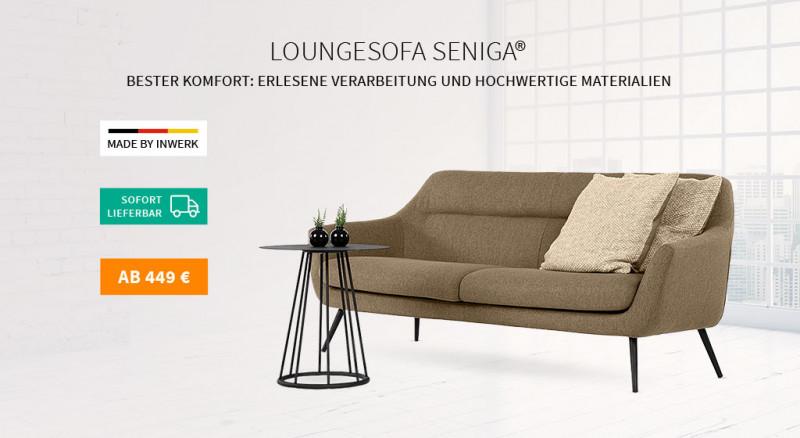 Loungesofa Seniga®