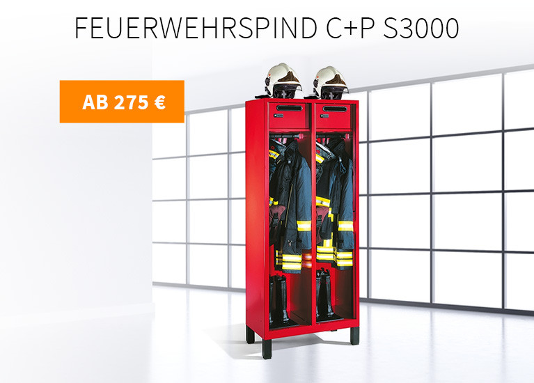 Feuerwehrspind C+P S3000