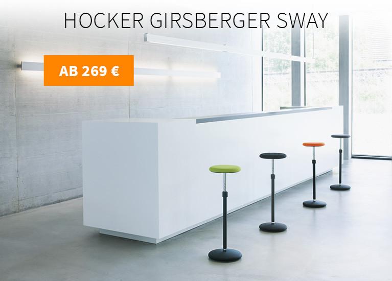 Stehhilfe Girsberger Sway