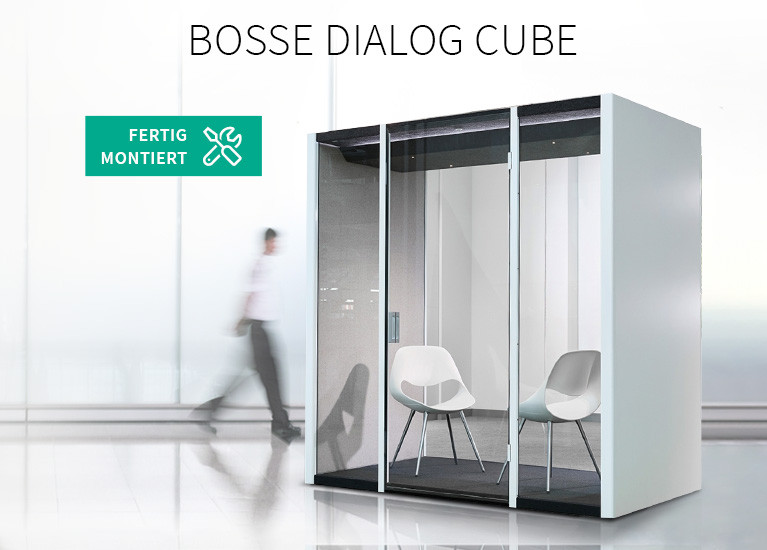 Bosse Cube Dialog