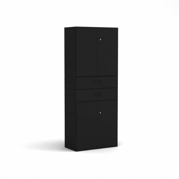 BM78995-S/Schubladenschrank-Masterbox-B-800-x-H-2000-mm-4-OH