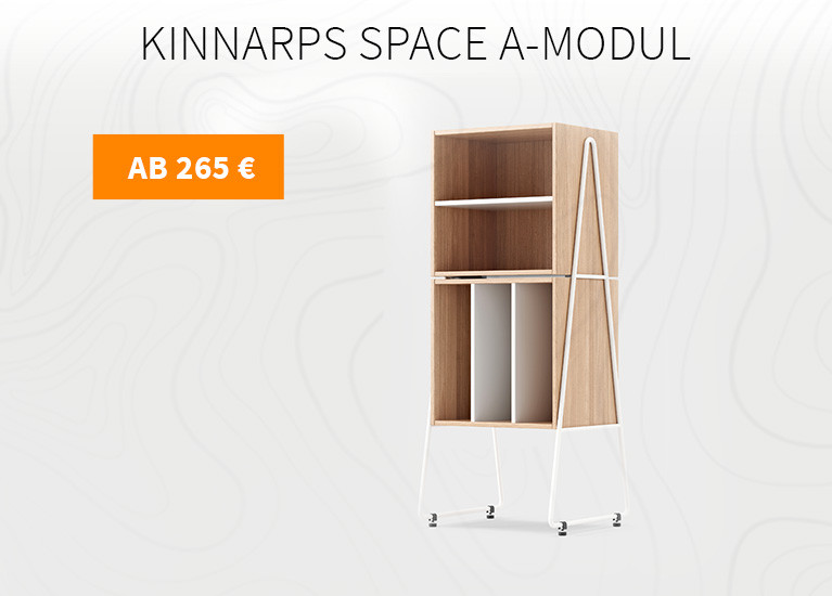 Aktenregale Kinnarps Space